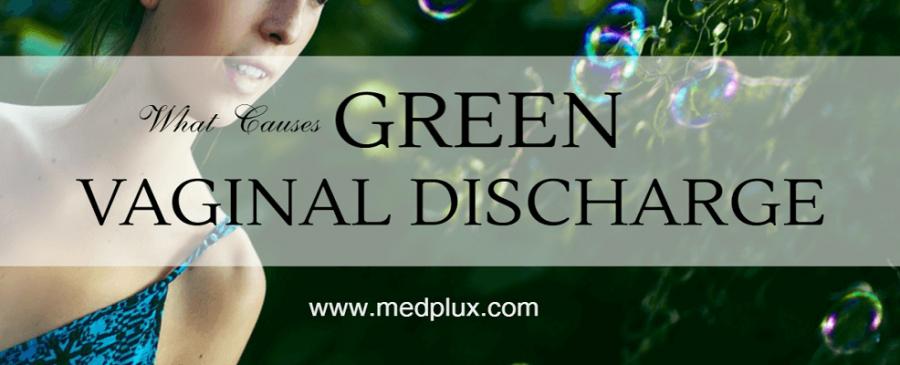 light green vaginal discharge