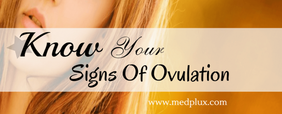 symptoms and signs of ovulation