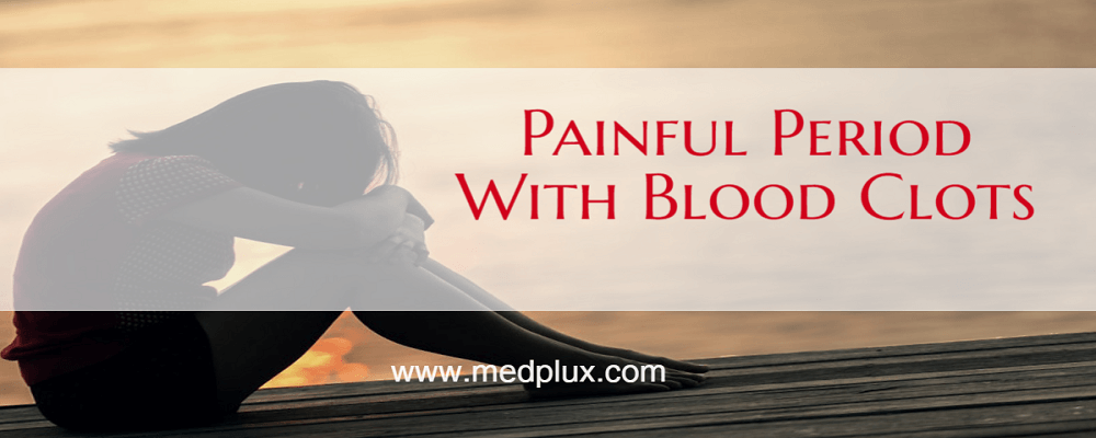 Painful Period With Blood Clots 5 MAIN Causes Treatment