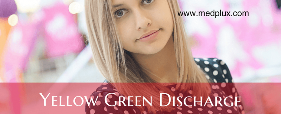 Yellow Green Discharge Is It Normal 7 MAIN Causes, Treatment