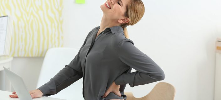 back pain after abortion