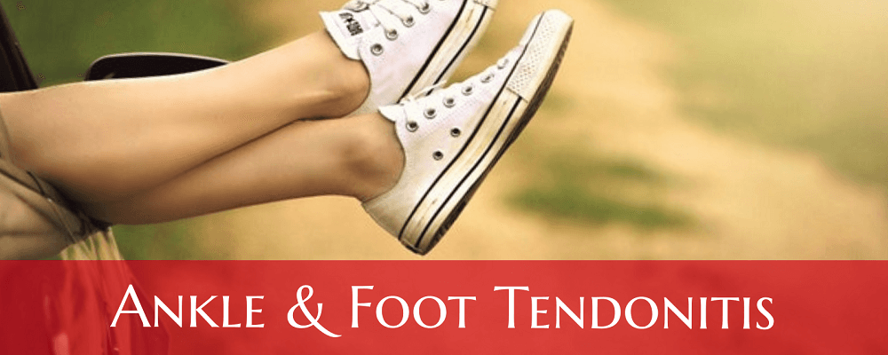 Ankle And Foot Tendonitis