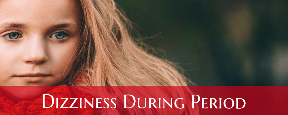 Dizziness During Period
