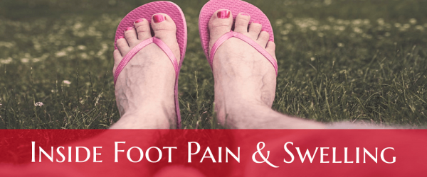 Inside Foot Pain, Ankle