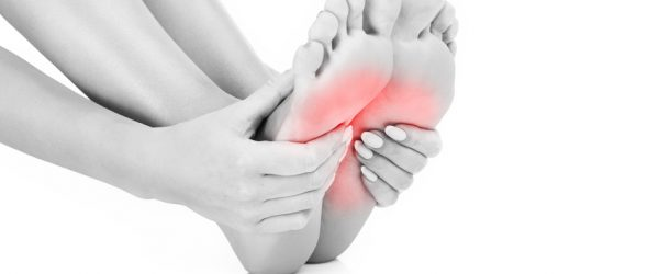 bottom Foot pain